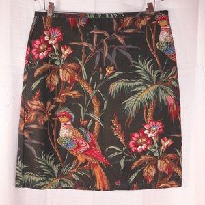 Tommy Hilfiger size 10 Hawaiian skirt